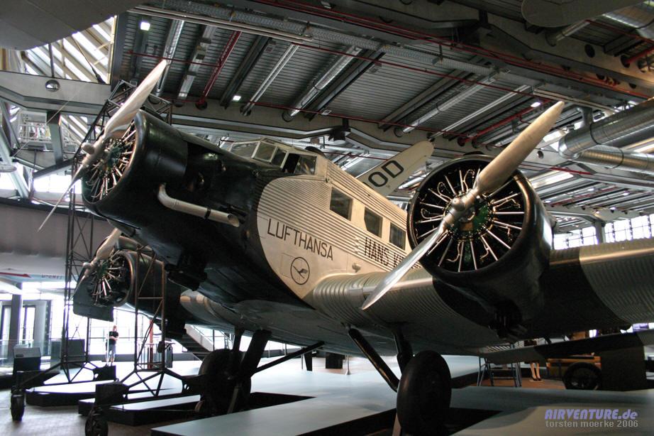 Airventure tipp deutsches technikmuseum berlin for Depot friedrichshafen
